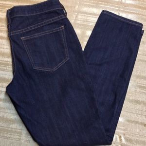 Old Navy the Diva Dark Wash Jeans Size 6 Short
